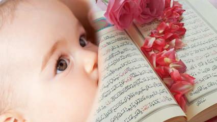 Kuranda emzirme süresi! Bebekler kaç yaşına kadar emzirilmeli? Sütten kesmek için dua