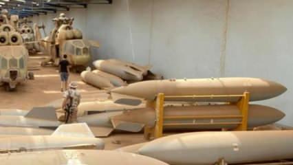 Libya ordusundan büyük başarı! 15 uçak indi, hepsi kaçıyor!