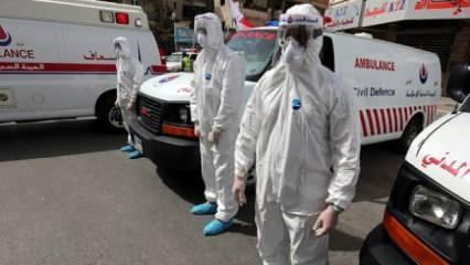 Cezayir ve Libya'da koronavirüs ölümleri artıyor