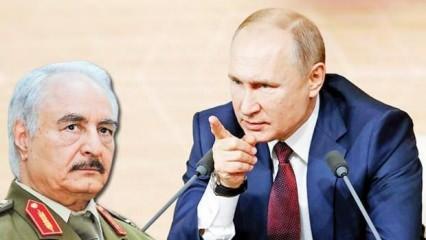 Rusya'dan Libya hamlesi! Suriye'den alıp Hafter'e teslim ettiler