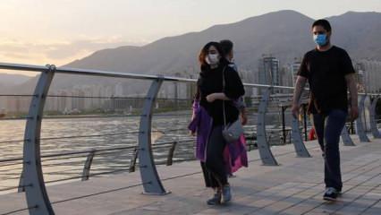 İran'da yeni koronavirüs bilanço açıklandı! Eğri yukarı yönlü