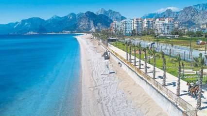 Sahil ve plajlar ne zaman açılacak? Çay bahçeleri parklar ve kafeler açılıyor mu?