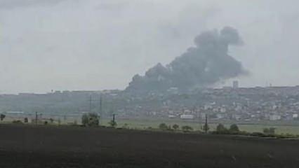 Son dakika haberi: Avcılar'da fabrikada büyük yangın