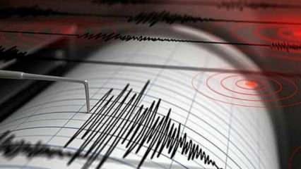 Japonya'da 6.2 şiddetinde deprem