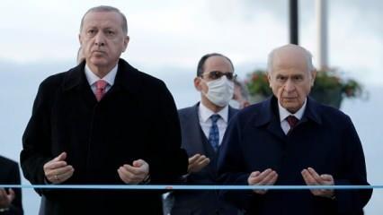 Tarihi açılışta Erdoğan dünyaya mesajı verdi: Yakında göreceksiniz...