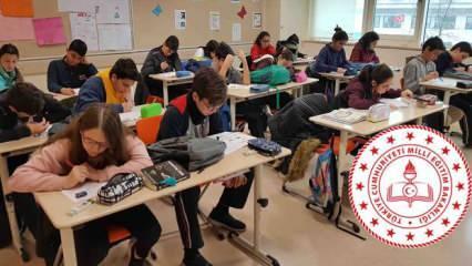 Telafi eğitimi ne zaman başlayacak? Telafi eğitimi kaç gün sürecek belli oldu! (MEB)