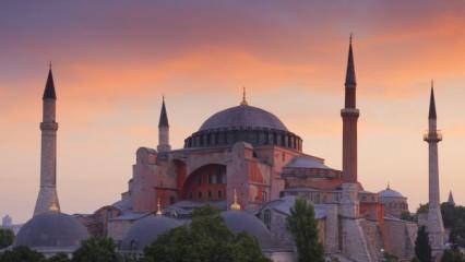 Türkiye Yunanistan'a Ayasofya restini çekti!