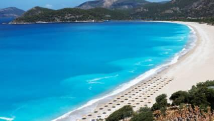 Türkiye'nin en ünlü sahilleri ve plajları sessiz kaldı