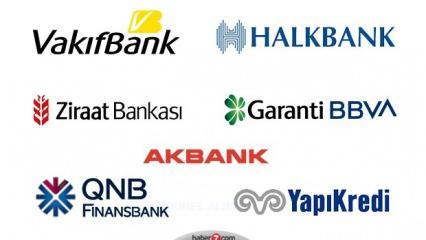 Kredi paketinde özel bankalar var mı? Garanti BBVA, İş Bankası, Akbank, Yapı Kredi, Finansbank