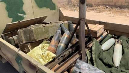 BAE'nin yüz milyonlarca dolar harcadığı silahlar, Libya ordusunun eline geçti