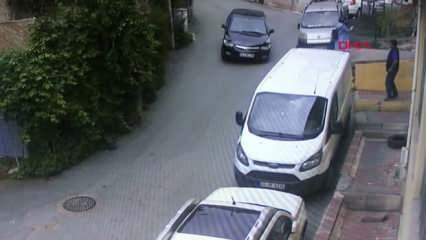 Beyoğlu'ndaki yokuş aşağı korkunç kaza!