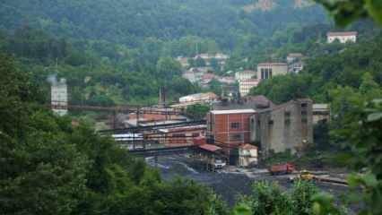 Bir maden işçisinin testi pozitif çıktı, mahalle karantinaya alındı
