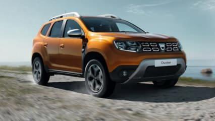 Dacia'nın dünyada satış adedi 6,5 milyon oldu