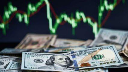 Dolarda korona etkisi! Gerileme devam ediyor