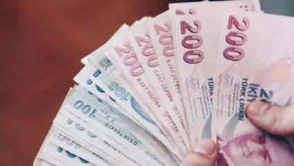 Emekli ve memur maaşı zam oranları belli oldu! Kim ne kadar alacak?