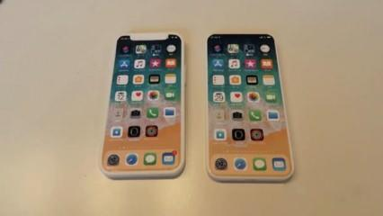 iPhone 13 tasarım maketi sızdırıldı