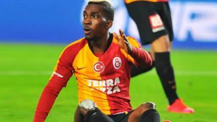 G.Saray'ın yeni transferi İstanbul' geliyor!
