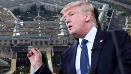 Pentagon, Trump'ın orduyu devreye sokmasından endişeli