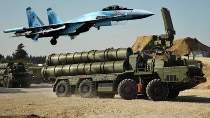 Rusya'dan bomba S-400 ve Su-35 açıklaması: Topu Türkiye'ye attı