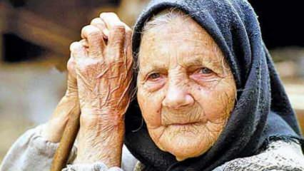 Rüyada yaşlandığını görmek kötüye mi işarettir? Rüya yaşlanmak ne anlama gelir?