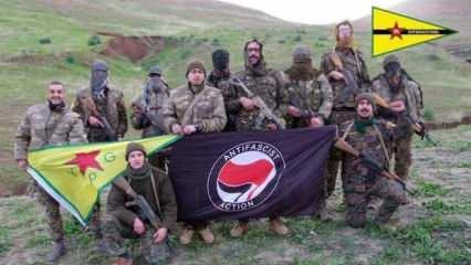Terör bumerang gibi... PKK'nın ortağı ABD'yi vuruyor