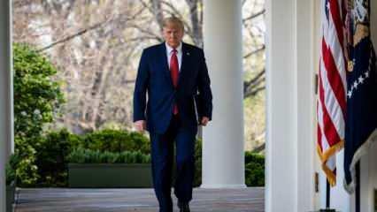 Trump'tan korkunç hamle: Binlerce ağır silahlı askere emir verdi