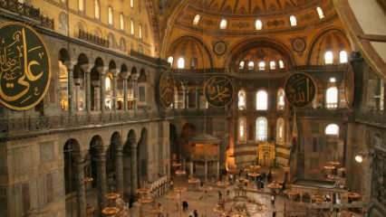 Ali Erbaş ve Mehmet Görmez yanıtladı: Ayasofya'daki mozaikler ne olacak?