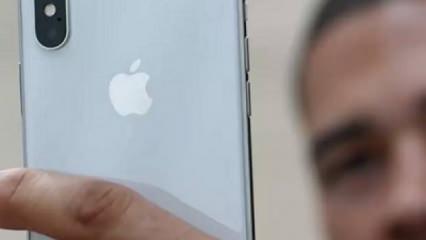 Apple'dan sosyal mesafeli özçekim patenti