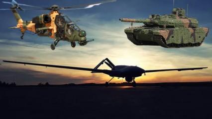 Azerbaycan Devlet Televizyonu: Türkiye'den İHA, SİHA, Altay tankı ve Atak helikopteri alacağız