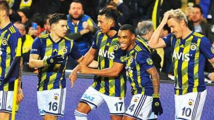 İşte Fenerbahçe'nin derbideki muhtemel 11'i!