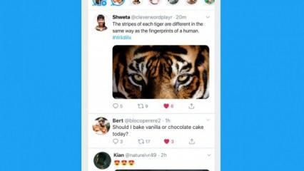 Instagram'ın popüler özelliği Twitter'da