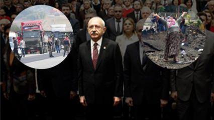 Kılıçdaroğlu'na anlamlı çağrı: Şu iki fotoğraf aklınızda mıh gibi çakılı olsun!