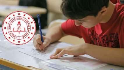 LGS sınav giriş belgesi nasıl alınacak? MEB sınavıyla ilgili açıklama geldi!