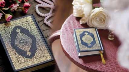 Muavvizeteyn sure nedir? Nazar için Felak ve Nas suresi Arapça okunuşu!