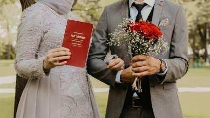 İçişleri Bakanlığı'ndan nikah merasimleri için 24 maddelik genelge