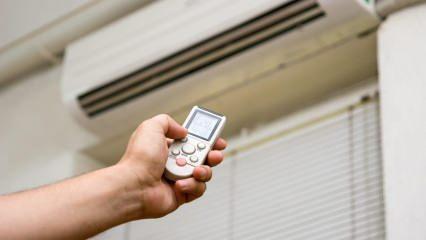 Salgın sürecinde klimalar nasıl kullanılır? Koronavirüste klima kullanma rehberi