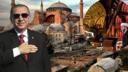 Son dakika haberi: Abdülkadir Selvi yazdı: Ayasofya için belirlenen yol haritası