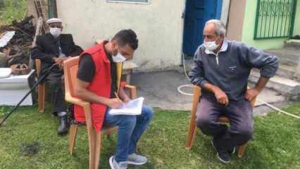 Deprem sonrası psikosoyal destek ekipleri sahaya indi