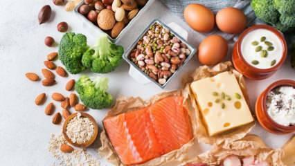 Acıktırmadan zayıflatan Protein diyeti nedir? 5 günde 5 kilo verdiren protein diyeti