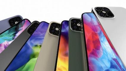 Apple açıkladı 9 yeni iPhone 12 modeli olacak