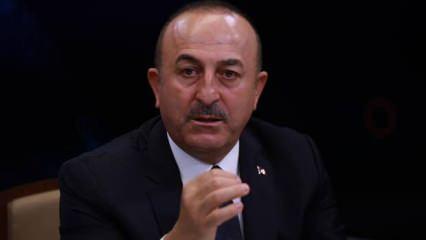 Çavuşoğlu'ndan Libya açıklaması: Amacımız belli
