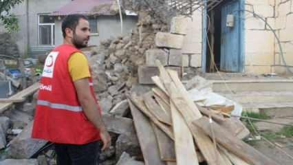Bingöl'de 4.3 büyüklüğünde bir deprem daha!