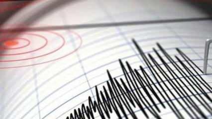 Bingöl'de şiddetli bir deprem daha gerçekleşti! İlk deprem 5,9 idi!