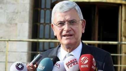 Volkan Bozkır: Başkan olduğum sürece hiçbir ülkedeki askeri darbe destek bulmayacak