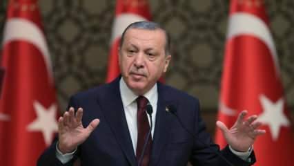 Dünyaya ilan ettiler: Artık oranın sultanı Erdoğan