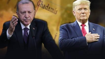 Erdoğan ile Trump'tan ortak Libya kararı!