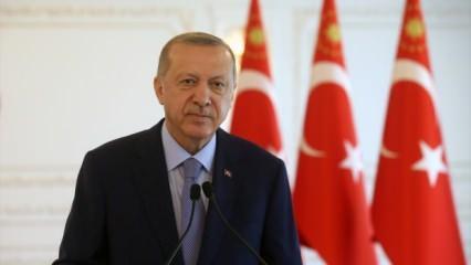 Erdoğan'dan son dakika önemli açıklama: Sinyaller oldukça güçlü geliyor
