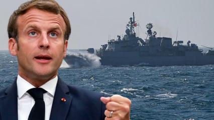 Fransa'nın 'ali cengiz oyunu' sonrası NATO'dan sürpriz Türkiye kararı