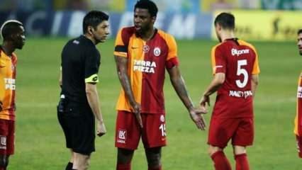 Galatasaray'dan çok sert açıklama: Utanç gecesi