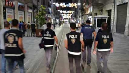İstanbul'da 'Yeni Normal' cezaları kesildi